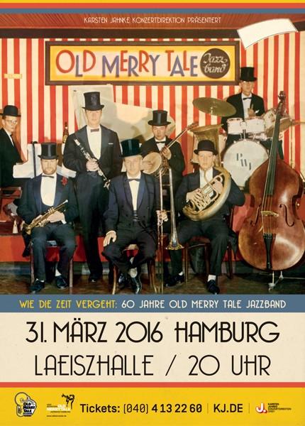 Old Merry Tale Jazzband - 15 Jahre Old Merry Tale Jazzband - Jubiläumsausgabe